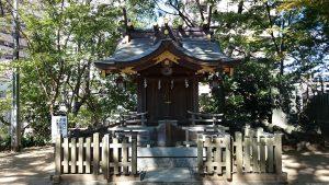 意富比神社(船橋大神宮)船玉神社