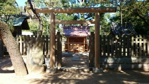 意富比神社(船橋大神宮)豊受姫神社 (1)