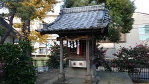 六月八幡神社 稲荷神社