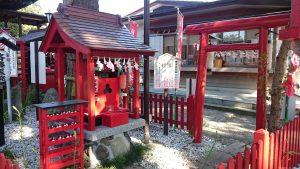 鴻神社 幸宮弁天社 (2)