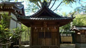 意富比神社(船橋大神宮)金刀比羅社