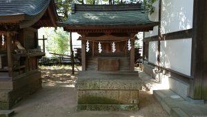 意富比神社(船橋大神宮)古峯神社・秋葉神社