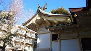 天沼八幡神社 本殿