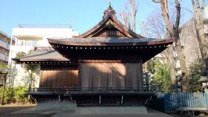 荻窪八幡神社 神楽殿