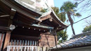 袖ヶ崎神社 本殿