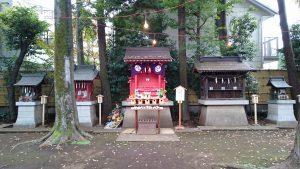 天沼八幡神社  境内社