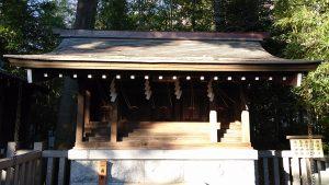荻窪八幡神社 末社合殿 (2)