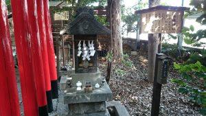 鎮守氷川神社 古峰神社