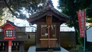 上青木氷川神社 天神社