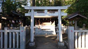 荻窪八幡神社 末社合殿 (1)