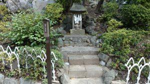 鎮守氷川神社 浅間神社・小御嶽神社