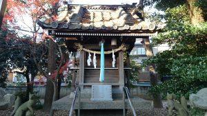 栗原氷川神社 稲荷神社 (2)