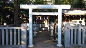 荻窪八幡神社 猿田彦神社・秋葉神社