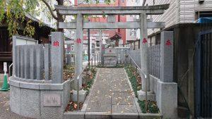 荻窪白山神社 境内社
