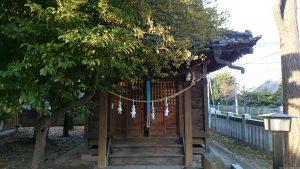 栗原氷川神社 吾妻神社 (2)