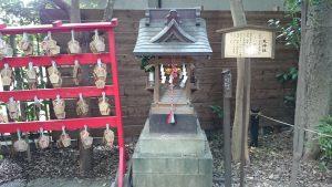 鎮守氷川神社 天神社