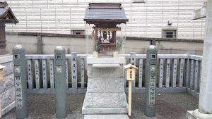 荻窪白山神社 正一位稲荷神社
