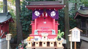 天沼八幡神社 大鳥神社