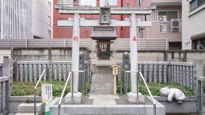 荻窪白山神社 三峯神社