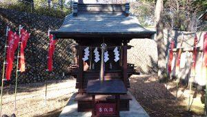 三宿神社 稲荷神社 (2)