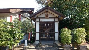 前川神社 八坂神社