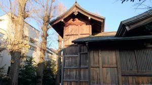 天沼熊野神社 本殿