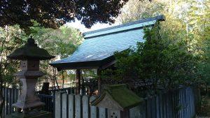 前川神社 祖霊社