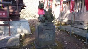 三宿神社 稲荷神社 (4)