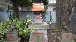 猿江神社 藤森稲荷神社 社殿