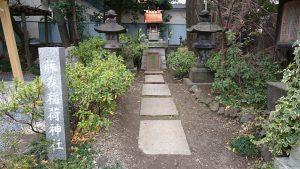 猿江神社 藤森稲荷神社