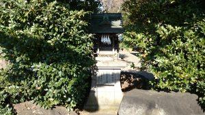 前川神社 持田稲荷神社