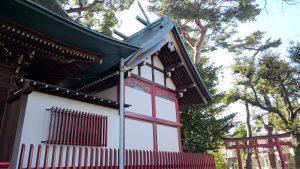 野澤稲荷神社 本殿