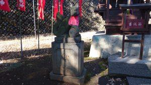 三宿神社 稲荷神社 (3)