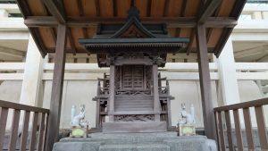 猿江神社 稲荷社