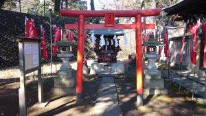 三宿神社 稲荷神社 (1)