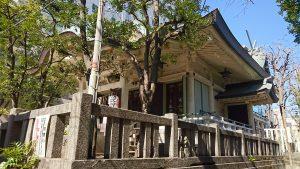猿江神社 拝殿