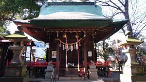 野澤稲荷神社