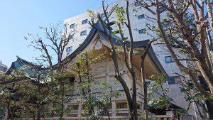 猿江神社 本殿