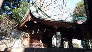 三宿神社 本殿