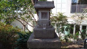 猿楽神社 小石祠