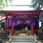 日枝神社日本橋摂社