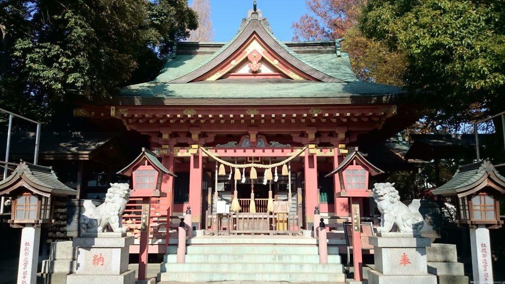 前川神社 | 神社と御朱印