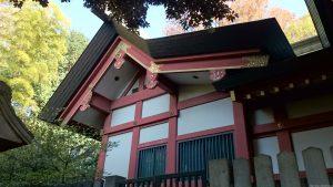 前川神社 本殿