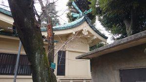 駒込妙義神社 本殿