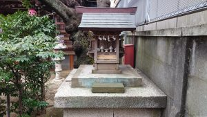 染井稲荷神社 末社稲荷社 (4)