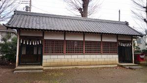 多摩市・小野神社 境内社