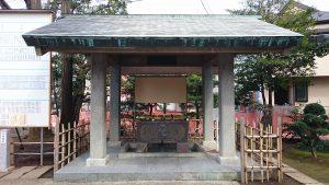池袋氷川神社 手水舎