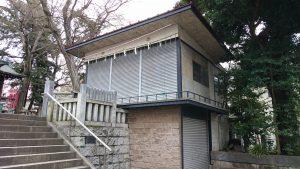 多田神社 神楽殿