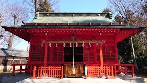 多摩市・小野神社