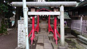 高円寺天祖神社 境内社